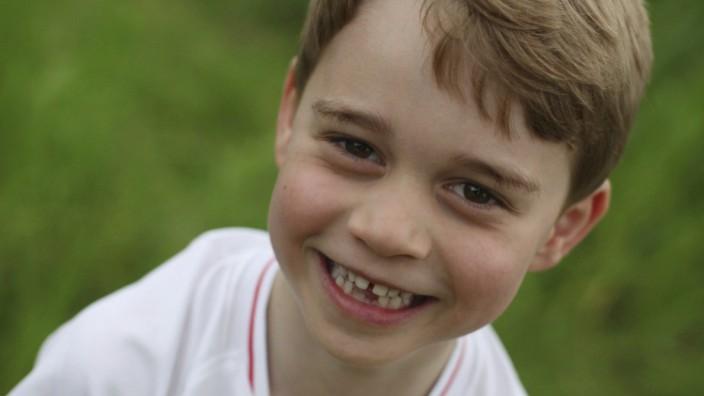 Prinz George feiert sechsten Geburtstag