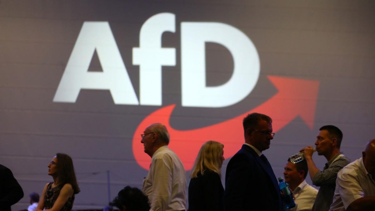 Zerlegt sich die AfD selbst?