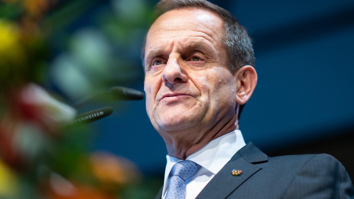 Alfons Hörmann erwägt Landrat zu werden
