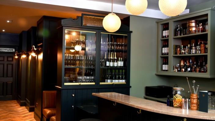 """In der Bar """"Virgin Mary"""" in Dublin wird kein Alkohol ausgeschenkt."""