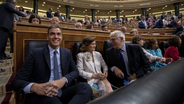 Investiture Parliament Session