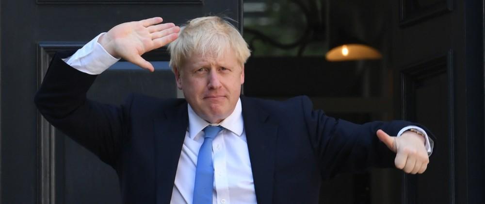 Johnson neuer Premierminister von Großbritannien