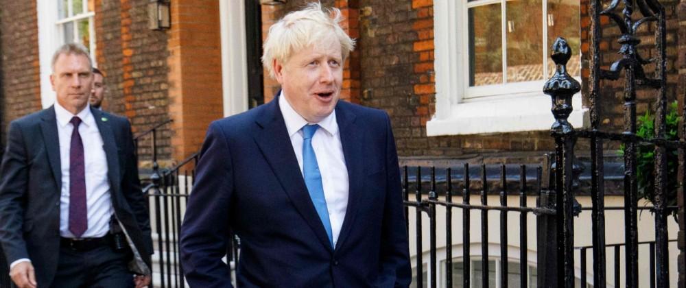 Neuer Premierminister Boris Johnson