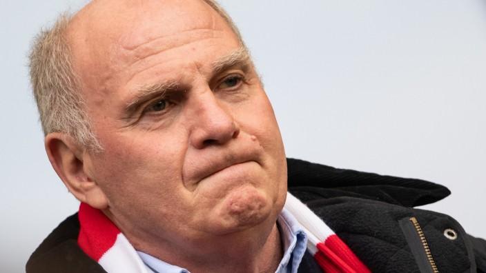 """FC Bayern München - Uli Hoeneß´Bild"""": Hoeneß tritt nicht zur Wied"""