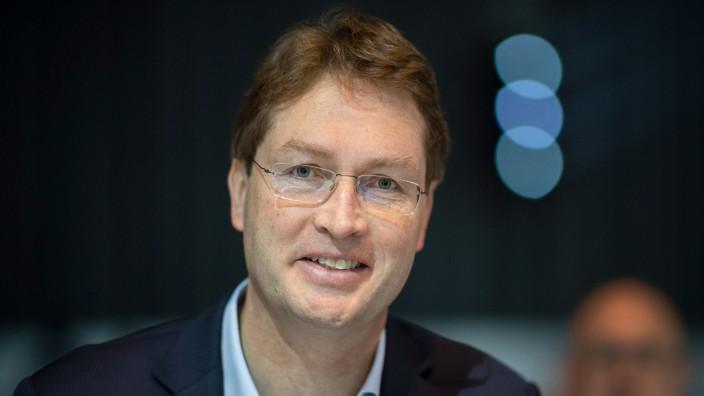 Daimler-Chef Ola Källenius