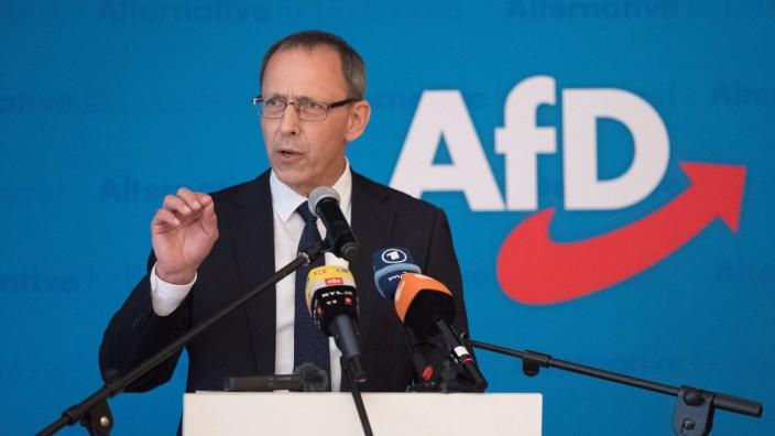 Jörg Urban, Vorsitzender der AfD in Sachsen