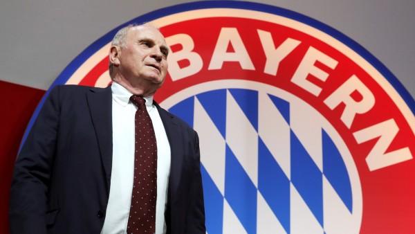 FC Bayern - Uli Hoeneß bei der Mitgliederversammlung 2018
