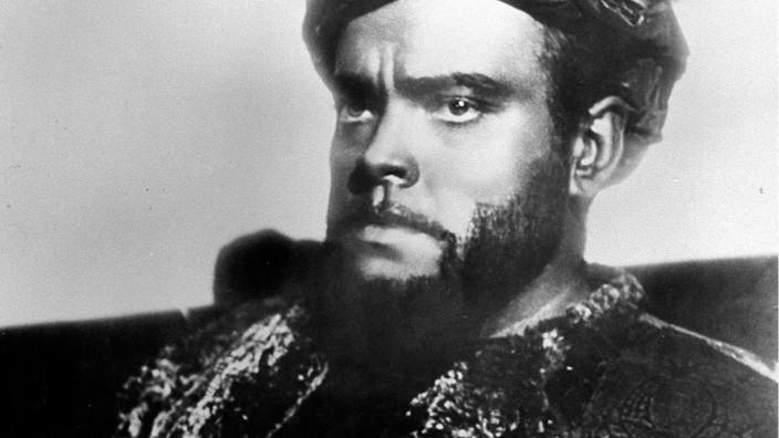 ORSON WELLES OTHELLO Othello ORSON WELLES stolzer Heerführer im Dienst der Republik Venedig wird