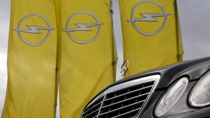 Opel-Aufsichtsrat berät über Rettungsplan