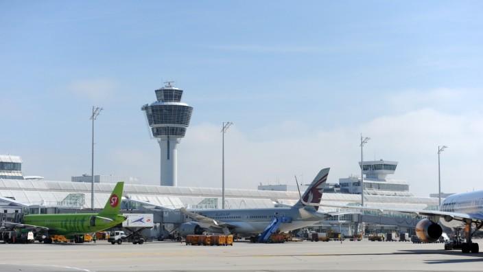 Deutsche Flughäfen weitgehend sicher