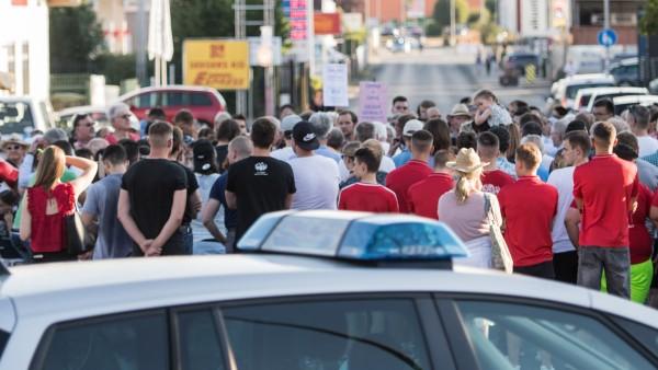 Weitere Ermittlungen zu Schüssen in Wächtersbach