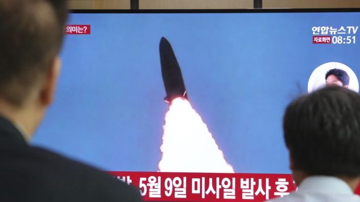 Nordkorea Rakete