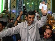 Mahmud Ahmadinedschad; Getty