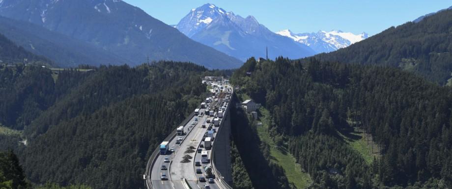 Fahrverbote in Tirol