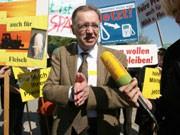 Gerd Sonnleitner, Foto: dpa