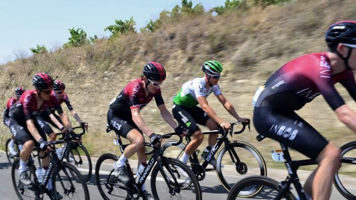 Tour de France 2019 - Geraint Thomas vom Team Ineos
