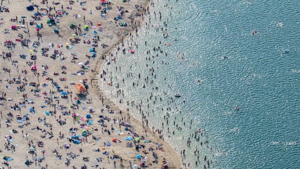 Sahara Heat Wave Hits Germany, Again