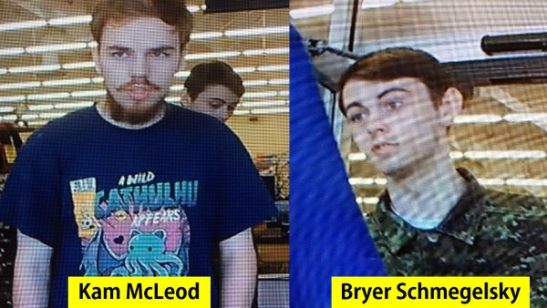 Two suspects sought in three Canada murders, including of US-Australian couple