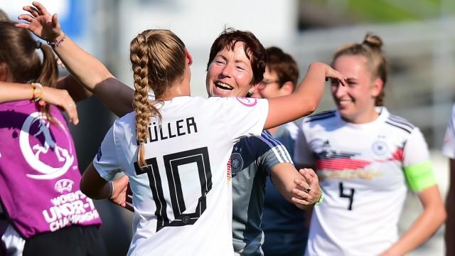 Netherlands Women's U19 v Germany Women's U19 - UEFA Women's Under19 European Championship