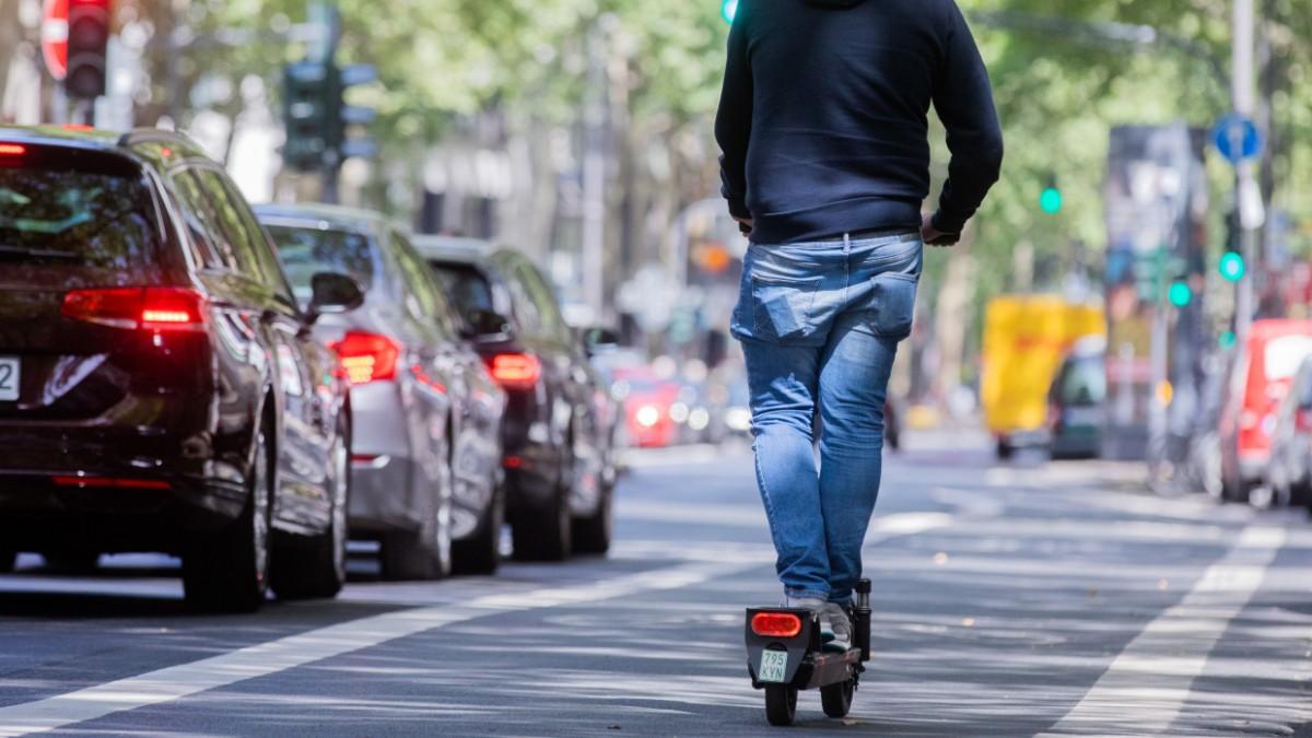 Studie - Was vom E-Scooter-Hype geblieben ist