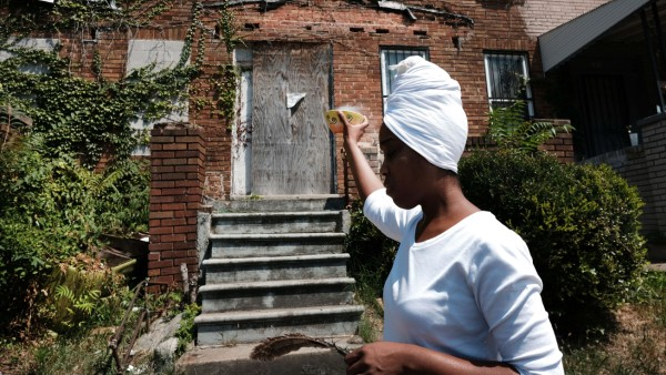 As Trump Puts Focus On Baltimore, Group Works To Bring Awareness To Recent Murders