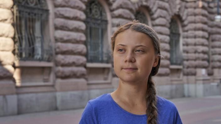 Greta Thunberg setzt Klimakampf in Amerika fort