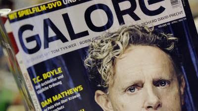 """Eingestellt: Interviewmagazin """"Galore"""""""