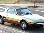 Blech der Woche (56): Fiat X1/9 / Datsun Laurel