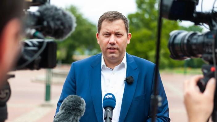 Statement von SPD-Generalsekretär Klingbeil zu Sarrazin