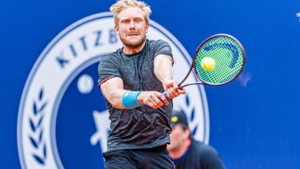 29 07 2019 Sportpark Kitzbuehel AUT ATP Tennis Herren Tour Generali Open Kitzbuehel im Bild