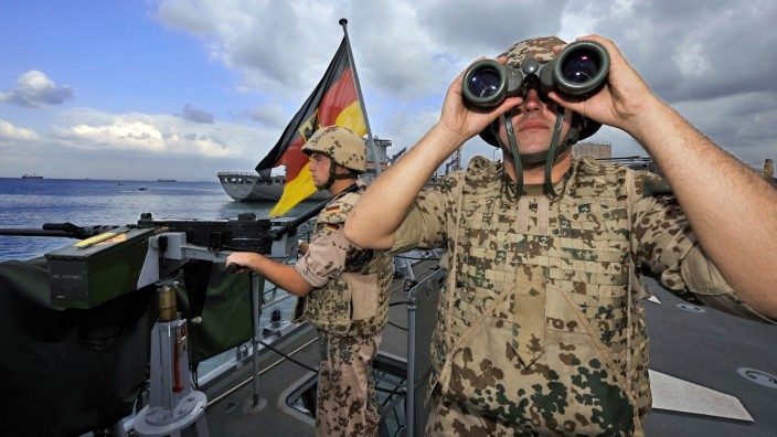 USA bitten Deutschland um Beteiligung an Hormus-Mission