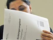 Einbürgerungstest, dpa