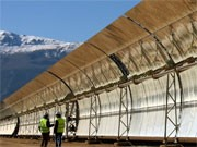 Solaranlage Andalusien, dpa