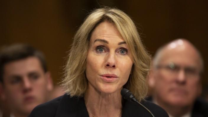 Kelly Craft USA UN-Botschafterin