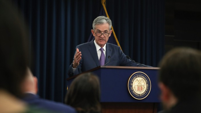 Fed-Chef Jerome Powell