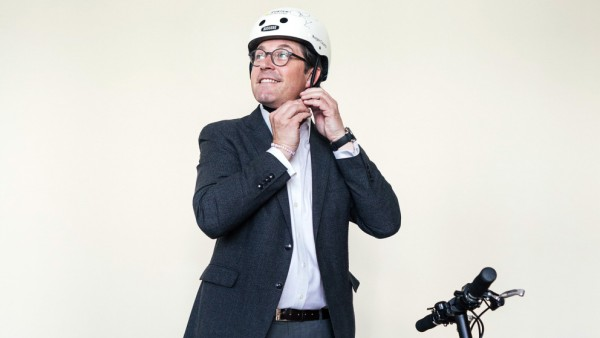 Andreas Franz Scheuer - Der deutsche Politiker ist seit M?rz 2018 der Bundesminister f?r Verkehr und digitale Infrastruktur.