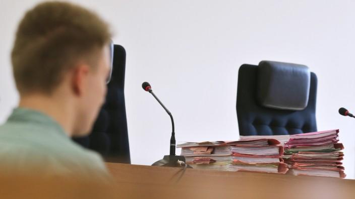 Prozess in Kempten gegen einen Vater wegen Mordes an seinem Baby