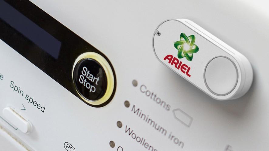Amazons Dash-Bestellknopf wird zum wertlosen Stück Plastik