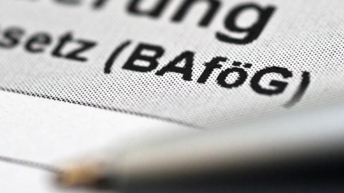 Bafög-Antrag