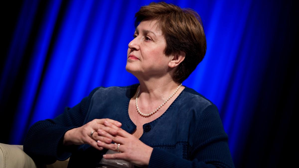 EU will Bulgarin Kristalina Georgiewa als IWF-Chefin