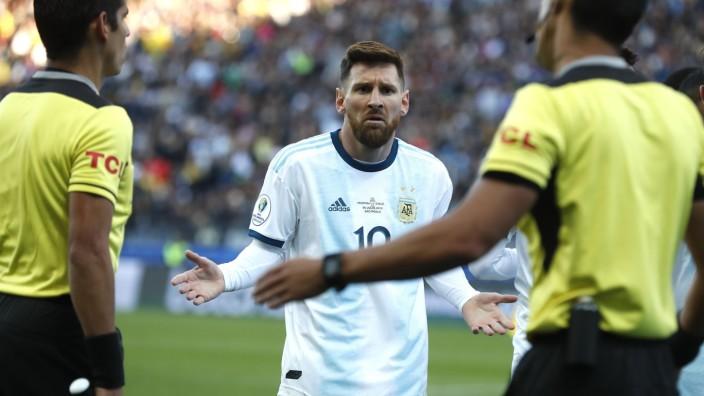 Fußballstar Lionel Messi