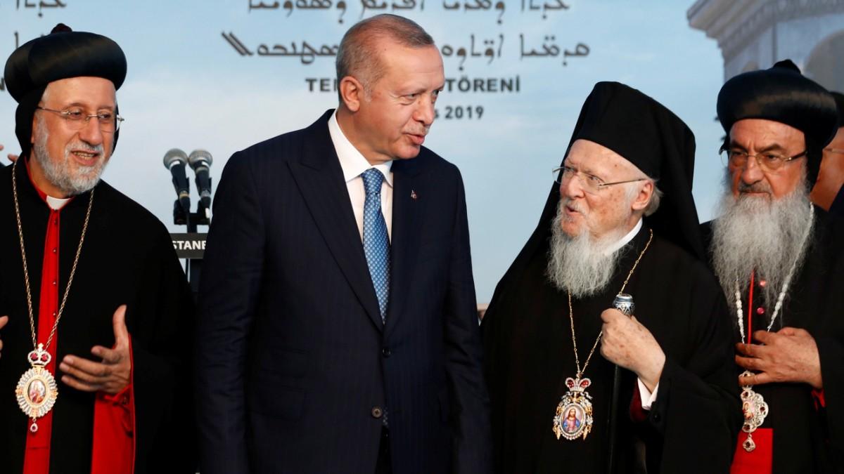 Erste neue Kirche in der Türkei seit fast 100 Jahren