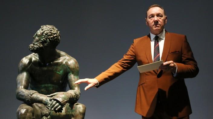 'The Boxer - La nostalgia del poeta' Reading In Rome