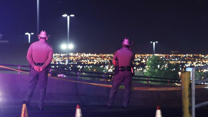 Multiple Fatalities In Mass Shooting At Shopping Center In El Paso