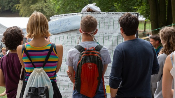 Fridays For Future Holds Dortmund Congress