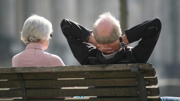 Rentner bekommen mehr Geld