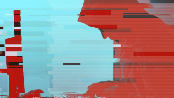 Computer hacker conceptual image Computer hacker conceptual image PUBLICATIONxINxGERxSUIxHUNxONLY