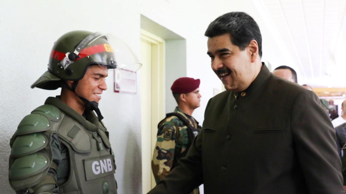 USA erhöhen Druck auf Maduro