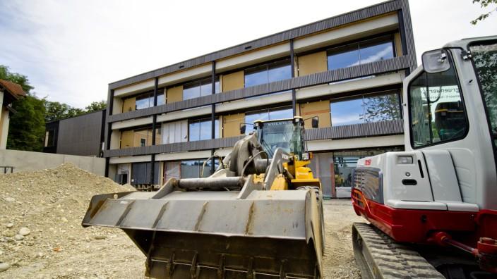 Kinderhaus Kirchseeon Bauverzögrung