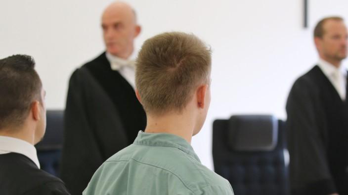 Prozessbeginn gegen Vater wegen Mordes an Baby
